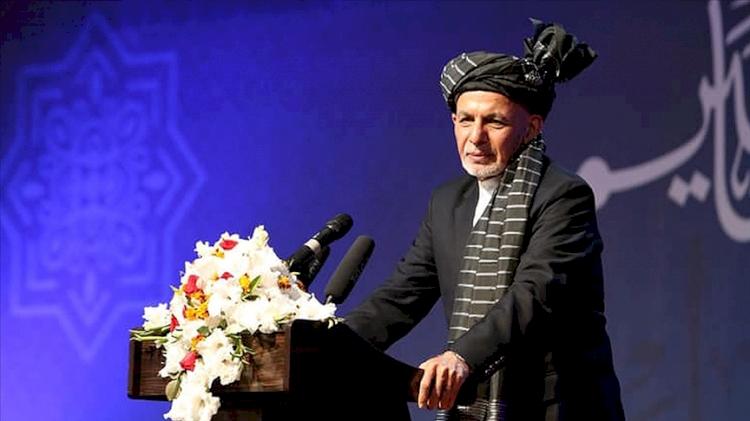 Cumhurbaşkanı Gani: Uluslararası toplum, Afgan halkını 40 yıldır barıştan mahrum bıraktı