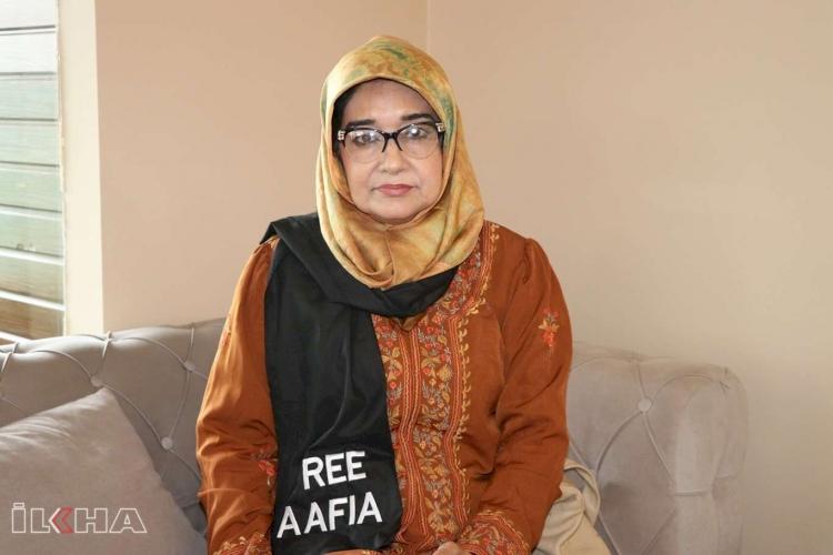 Afiye Sıddıki'nin kardeşi: Dünyada sıkıntı içindeki bir kız kardeşin onurunu kurtaracak Müslüman kalmadı mı?